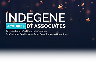 Indegene Acquires DT Associates, Provides End-To-End Enterprise Solution for Customer Excellence — from Consulting to Operations