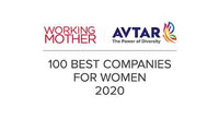 2020 Working Mother & Avtar 100 Best Companies for Women in India