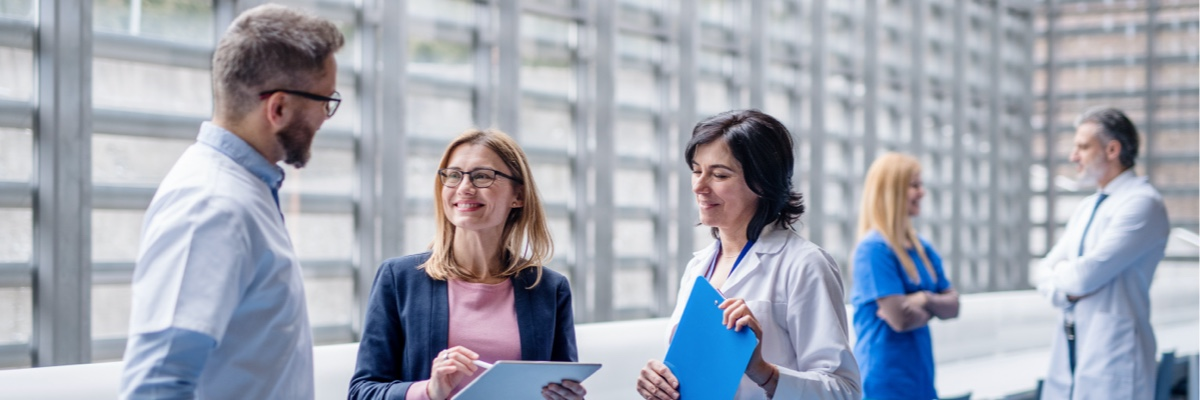 Social Selling and Team Collaboration for the Pharma Field Force
